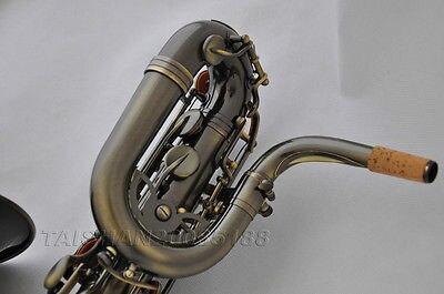 Professional Taishan Antique Eb Baritone Sax Saxophone