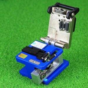 Image 5 - KELUSHI Faser Ftth Tool Kit mit FC 6S Fiber Cleaver und Optische Power Meter 5km Visual Fault Locator 1mw Draht stripper