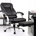 Artificial leather cafes reclining computer chair backrest boss chair bow ergonomic desk swivel gaming chair athletics M003