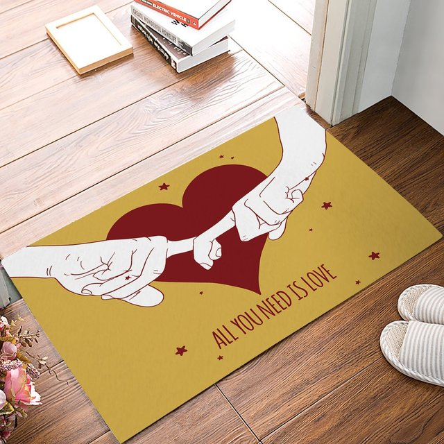 Large Outdoor Door Mats Rubber Shoes Ser For Front Entrance Outside Doormat 18 X 30