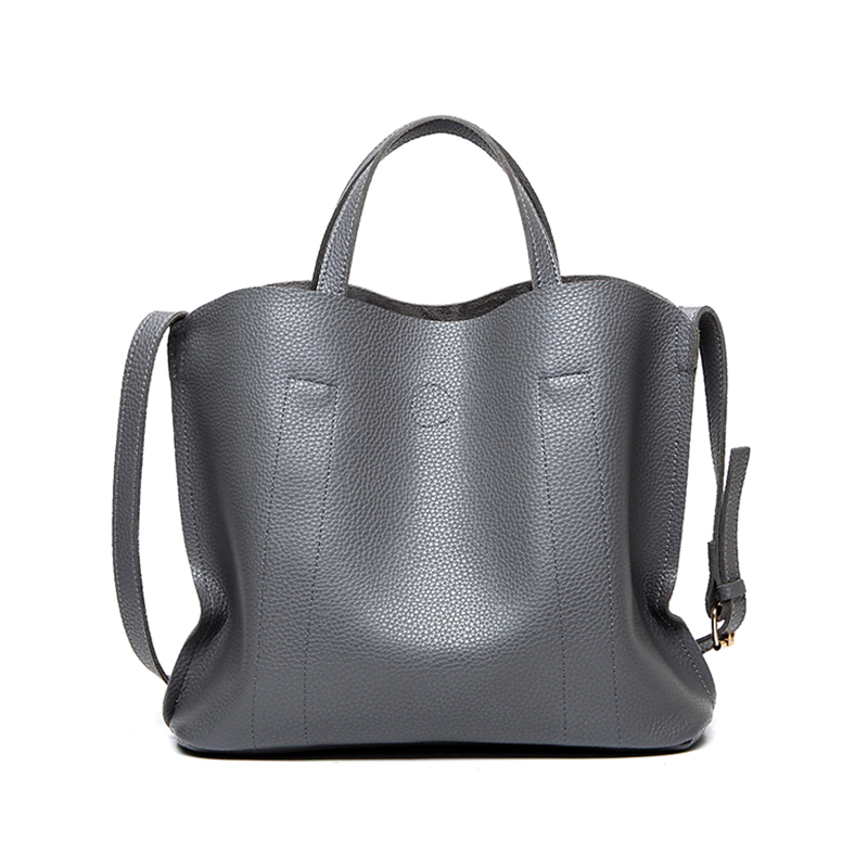Designer Leather Female font b Handbags b font font b Women b font font b bag