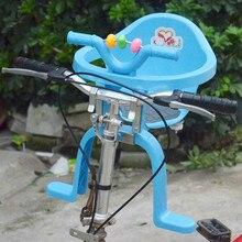 Scooter partie Enfant Vélo Siège de Sécurité Bébé Enfant Chaise Pour Voyager Vélo À La Fois Avant Et Arrière Installer Voyage Kit Enfants