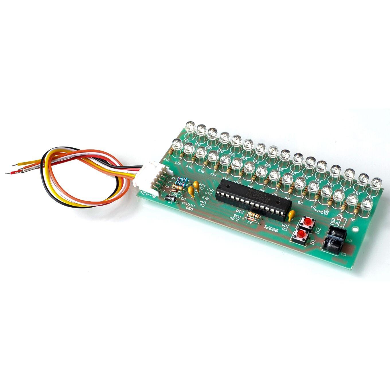 Vu Meter Circuit With 10 Led