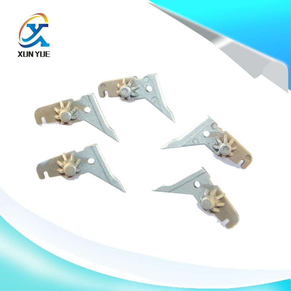 5Pcs/Set ALZENIT For Kyocera Taskalfa 420i 520i OEM New Fuser Separation Claw Printer Parts On Sale for kyocera fs 6025 6030 taskalfa 255 305 oem new fuser lower roller printer parts on sale