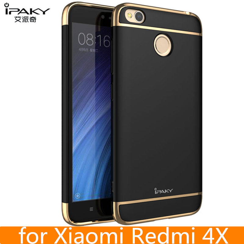 for Xiaomi Redmi 4X Case Original iPaky Brand Protective Cover for Xiaomi Redmi 4X fundas carcasas Armor Redmi 4X Case