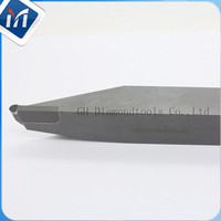 Diamond PCD carbide lathe external turning tool insert R3 R 1.5 pcd aluminium hub wheels finish cutting tools