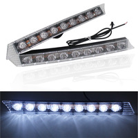 New 2x 9 LED Daytime Running Driving Light DRL Fog Lights For Audi A6 2005 2008