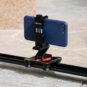 Image 5 - Ulanzi ST 02Sアルミ電話三脚マウント回転垂直水平電話ホルダーwコールド靴iphone × 8 7 プラス