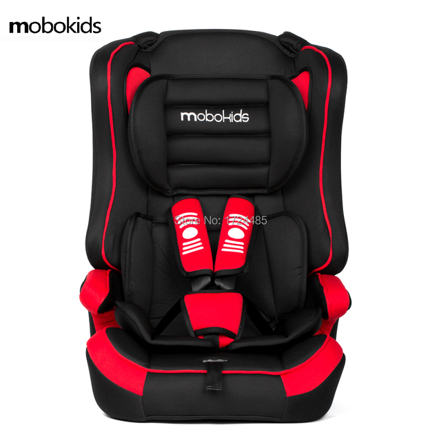 Mobokids German Automobile Child Safety Seats September 12 Years Old Baby Car Seat Isofix