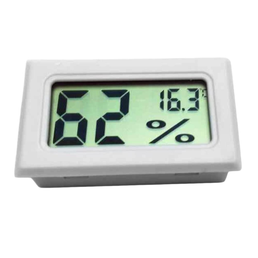 Digital Indoor LCD Temperature Hygrometer Mini Meter Thermometer new