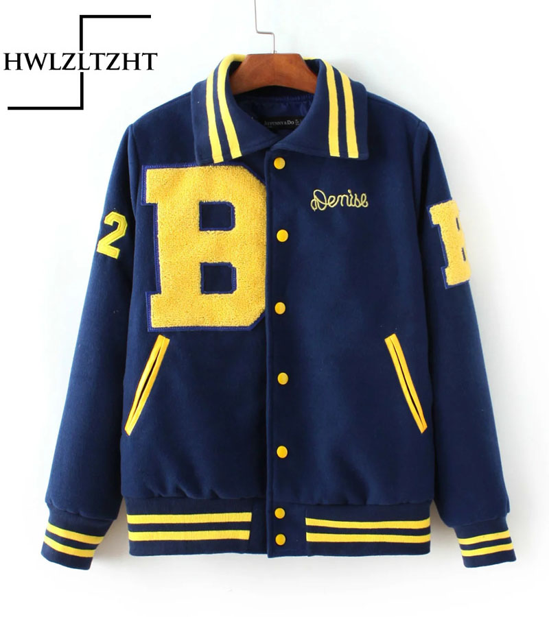 Popular College Bomber Jacket-Buy Cheap College Bomber Jacket lots ...