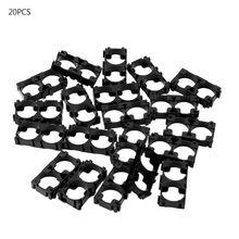 цены на 1 Set 20x Battery Spacer 18650 Radiating EV Pack Plastic Shell Heat Holder Bracket  в интернет-магазинах