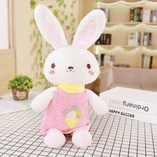 50/75/95 Cm Soft Rabbit Plush Toy Stuffed Animal Cartoon Toys Gift For Girls Room Bed Decoration