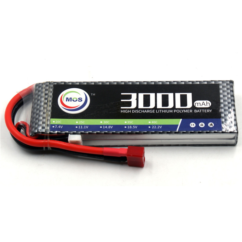 MOS RC Lipo battery 2S 7.4v 3000mAh 30C For RC Airplane Helicopter RC Car RC Boat Quadcopter Li-Po batteries окрашивание бровей absolute new york perfect fill brow powder 03 цвет 03 mushroom variant hex name 814d25