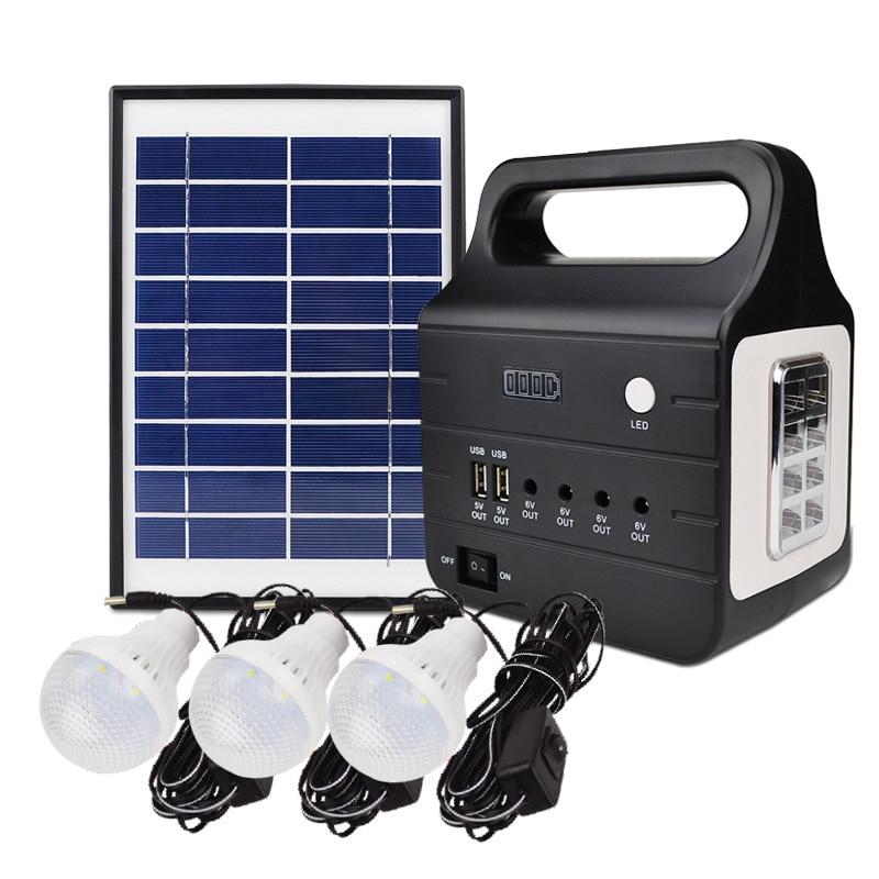 Солнечная зарядка мобильных Мощность Системы для аварийного освещения на улице карты Портативный Super Bass Беспроводной сабвуферный Стереоди