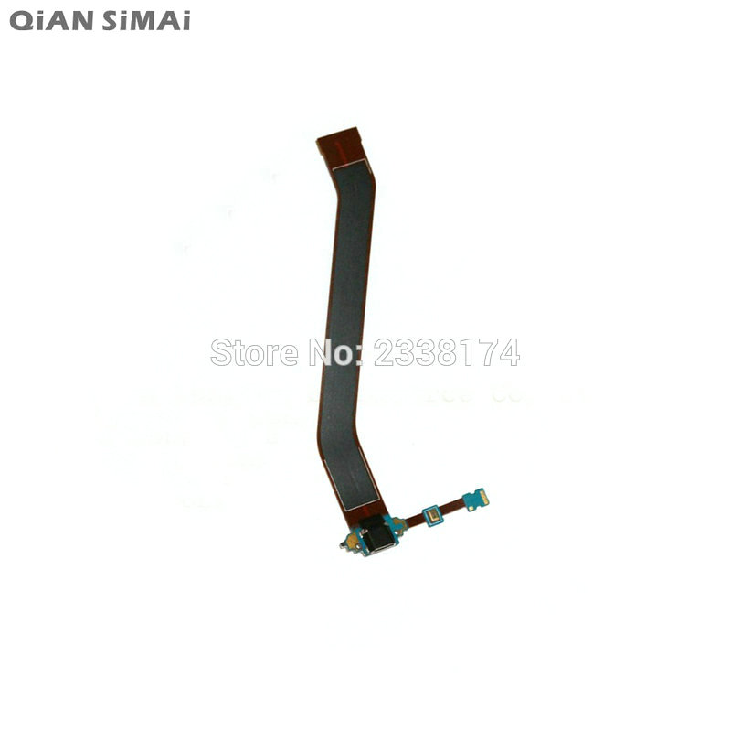 QiAN SiMAi For Samsung Galaxy Tab 3 10.1 P5200 P5210 GT-P5220 New USB Charge Charging Dock Connect Port Flex Board Repair Parts