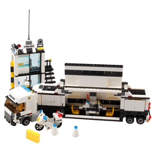 City Street Police Station Car Truck Building Blocks for Kids – Educational Toy