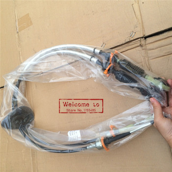 CHANGING GEARS CABLES For Chevroelt 2007-2010 CAPTIVA C100 OPEL ANTARA Gear Shift Cable 25181808 New OEM 4817810 / 4813930