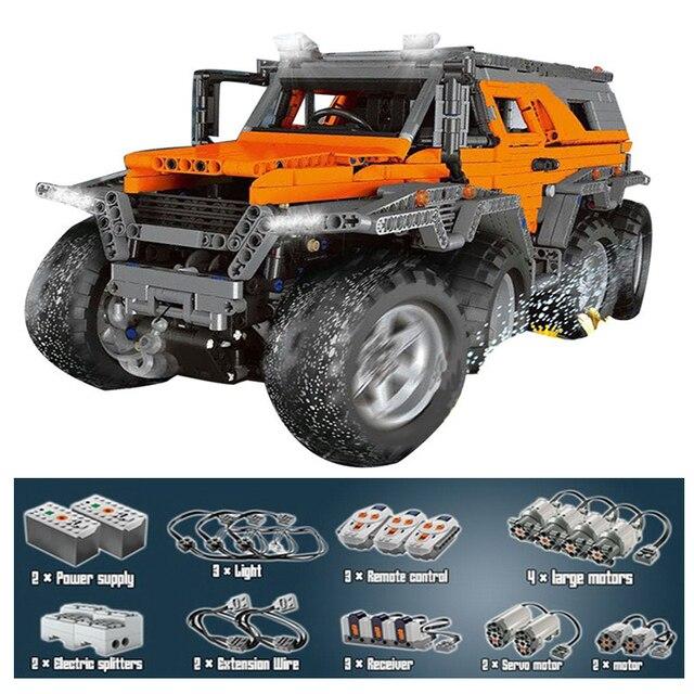 Compatible With Lego Moc 5360 Lepin 23011 23011b Technic Avtoros