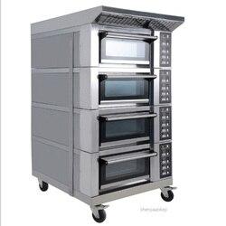 Komercyjne piekarnik elektryczny YXD-F9A w połączeniu typu wielowarstwowa maszyna do pieczenia komputer kontroli temperatury chleb pieczenia 220v 2.8kw