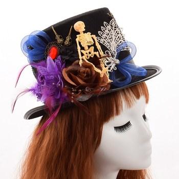 Шляпа в стиле стимпанк в ассортименте