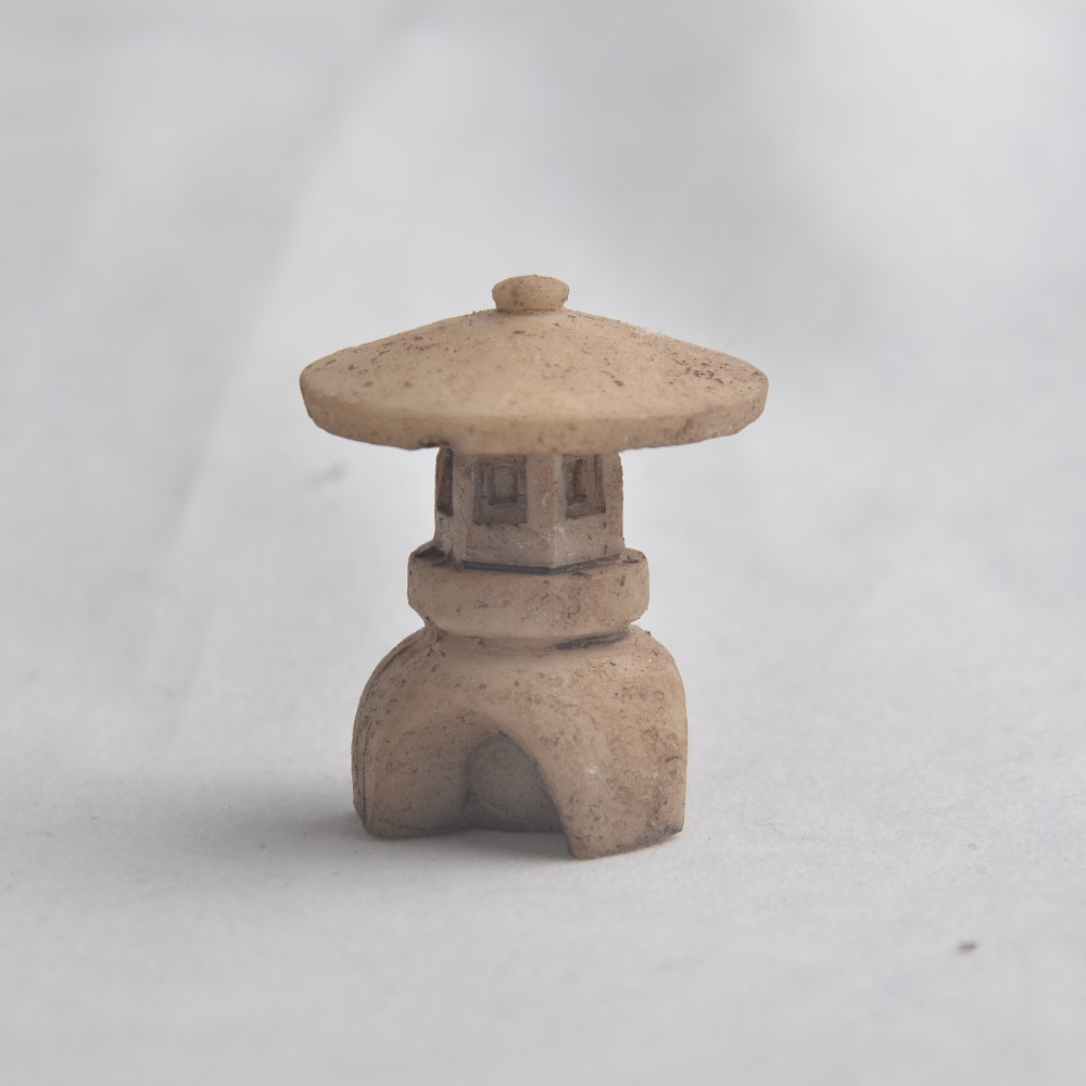 Charmant Other Mini Zen Garden Accessories Fengshui Accessory Tower Model Resin  Material Crafts Folk Art Hand Make Sculpture In Figurines U0026 Miniatures From  Home ...