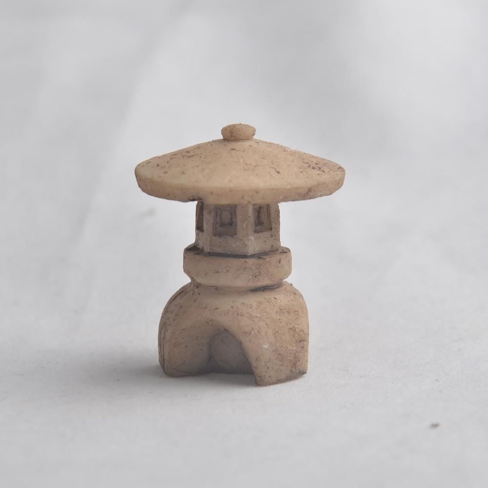 mini jardim acessorios:Outros Mini Jardim Zen Acessórios Acessório Torre Modelo Material de