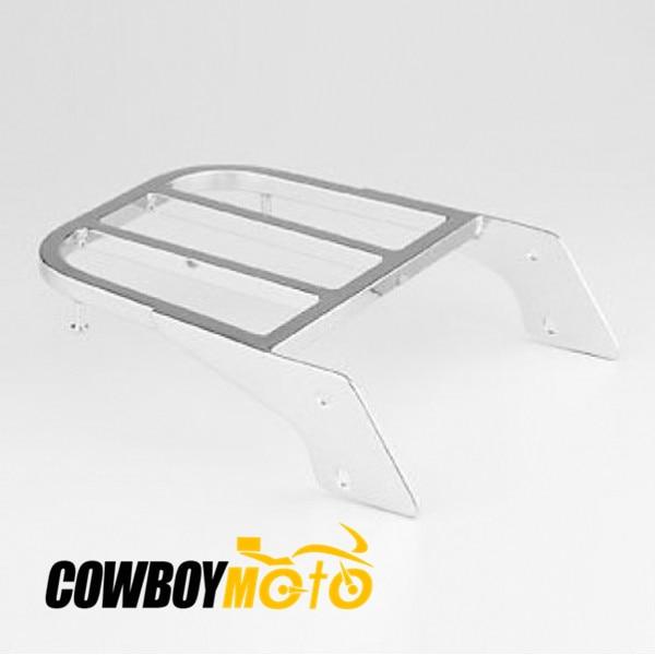 Motorcycle Chrome Sissy Bar Luggage Rack For Honda VTX VTX 1300N / R / S VTX 1800N / R / S