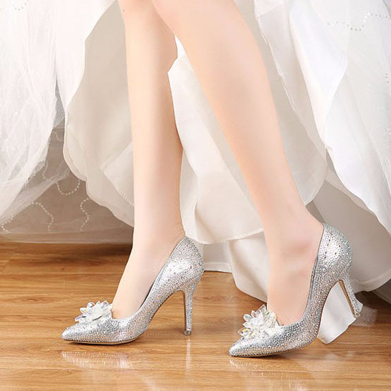 Haute Pompes Picture As Strass Bout Mariage En De Slip Femme Gullick Chaussures Pointu Talons On Femmes Cristal 0f5q1w