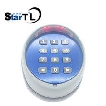 433,92 МГц Беспроводная клавиатура Используется для автоматической двери/гаража/качели/раздвижные ворота открывания