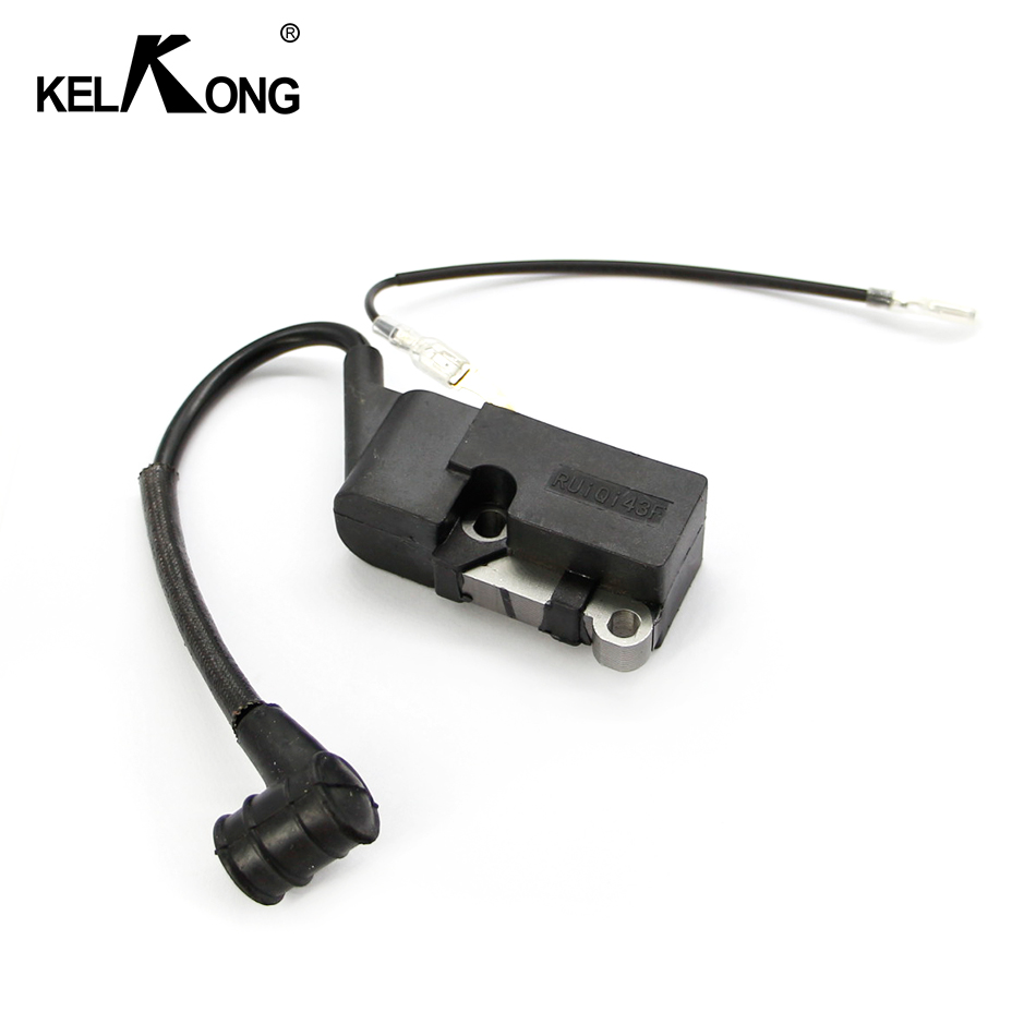 Image 2 - KELKONG Ignition Coil Parts for Chinese Chainsaw 45cc 52cc 58cc 4500 5200 5800 Carburetor Mould Spare Parts-in Motorbike Ingition from Automobiles & Motorcycles