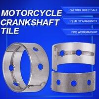 12PCS Engine Main Crankshaft Crank Shaft Bearing For Yamaha XJR400 XJR 400 4BP 4HM 0 10 20 30 40 STD Oversize 0.25 0.5 0.75mm