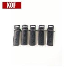 XQF 5PCS Belt Clip For BAOFENG UV-5R UV-5RA UV-5RB UV-5RC UV-5RD UV-5RE Two Way Radio walkie talkie belt clip for baofeng uv 5r uv 5ra uv 5rb uv 5rc 5rd 5re 5re