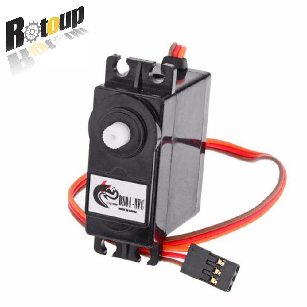 DS04 NFC 360 degree servo Continuous Rotation Servos DC Gear