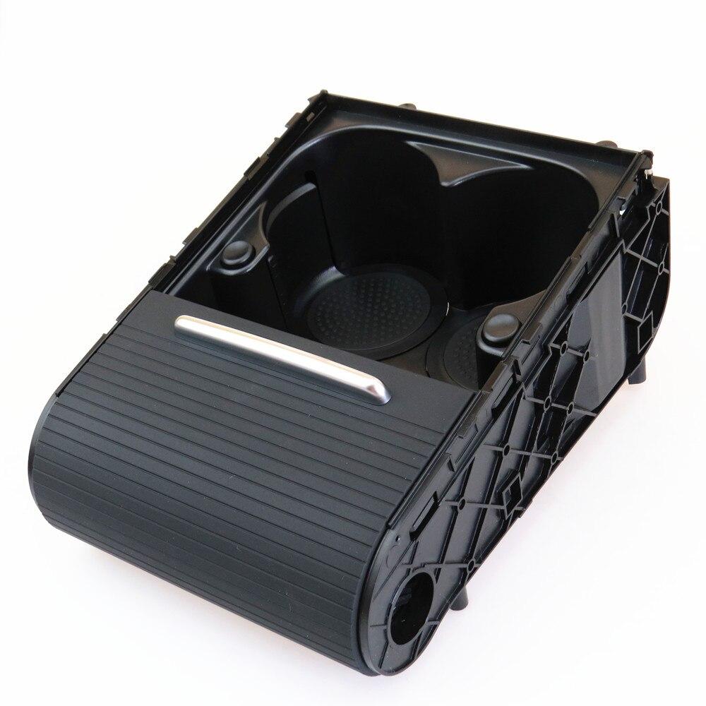 FHAWKEYEQ accoudoir avant de voiture Console tasse boisson support boîte de débris nouveau pour VW CC Passat B6 B7 3CD 858 329 A 3C0 858 329