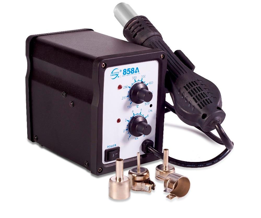 YAOGONG mobiiltelefonide remonditööriistad 858A smd kuuma õhu - Keevitusseadmed - Foto 2
