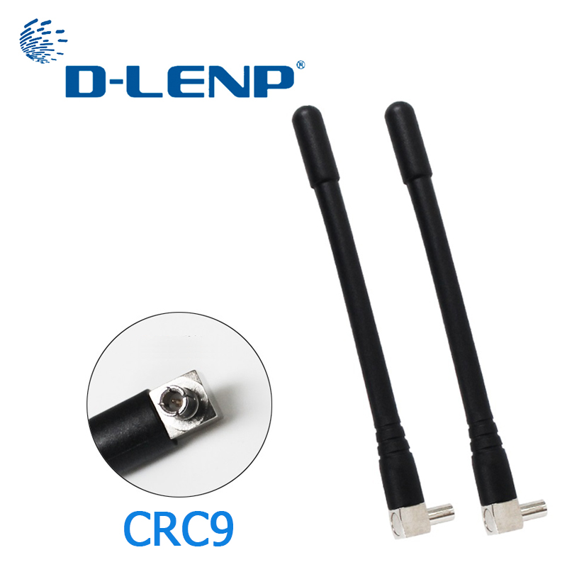 Dlenp 3G 4G antenna with TS9 CRC9 Connector Options 1920 2670 Mhz FOR Huawei modem 3 dbi in Antennas for Communications from Cellphones Telecommunications