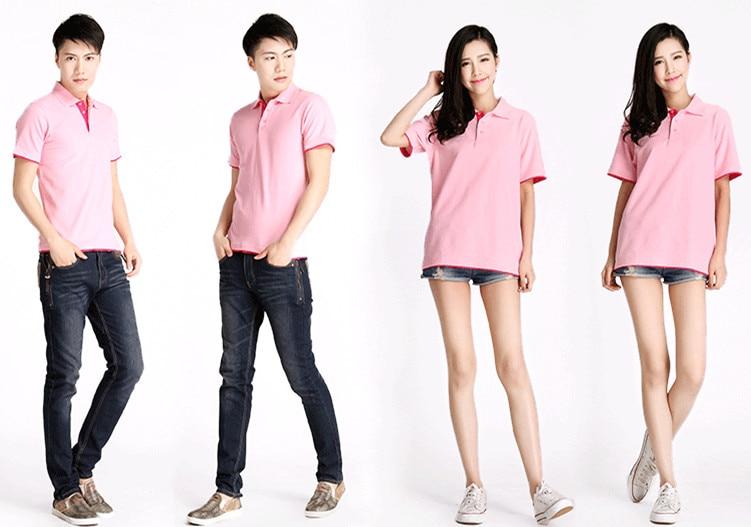 Brand New Men's Polo Shirt High Quality Men Cotton Short Sleeve shirt Brands jerseys Summer Mens polo Shirts 39