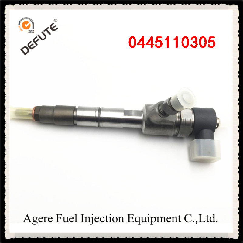 Fuel injector 0445 110 305 Common rail injector 0445110305 diesel fuel injector 4JB1 fuel diesel injector 0445 110 290 for bosch 0445110290 common rail injector common rail injection for diesel engine