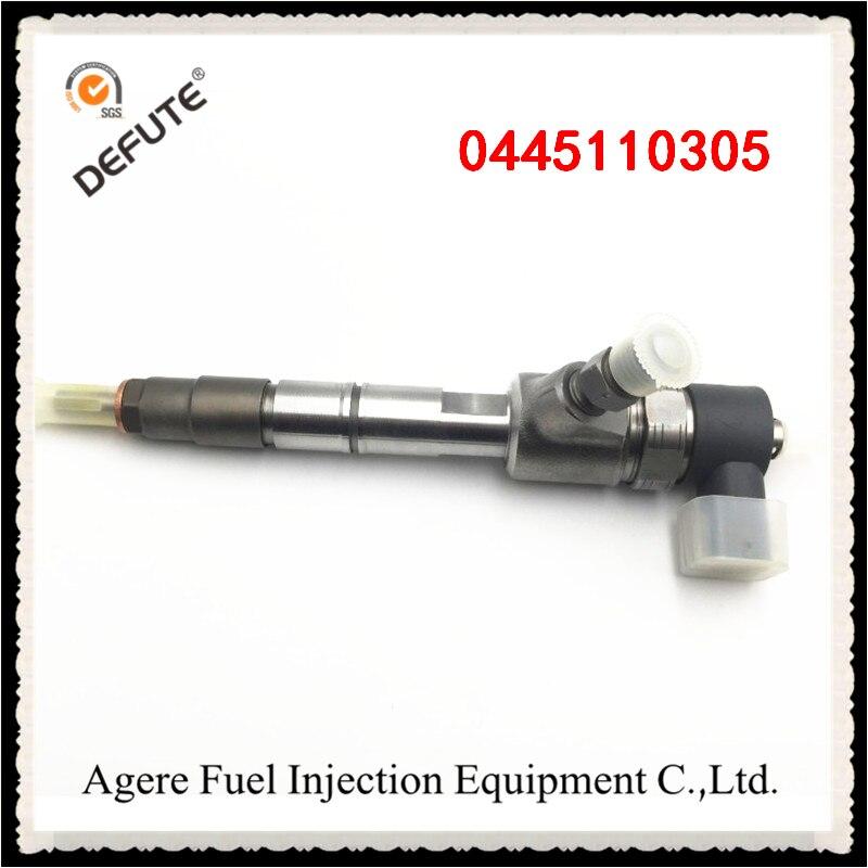 Injecteur de carburant 0445 110 305 injecteur à rampe commune 0445110305 diesel injecteur de carburant 4JB1