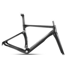 2018 MTB 700C high quality ultra carbon carbon fiber bicycle frame carbon frame cycling race AERO ROAD bike frame 2018 aero carbon triathlon bike tt012 carbon tt frame 1 1 8 steerer tube light carbon time trial bicycle frame