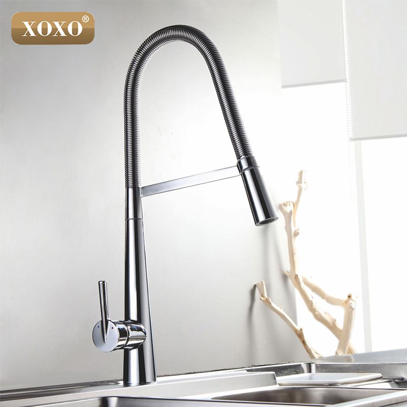 XOXO New arrival Brass torneira cozinha kitchen faucets hot and cold water chrome basin sink square cozinha taps mixers 83031CXOXO New arrival Brass torneira cozinha kitchen faucets hot and cold water chrome basin sink square cozinha taps mixers 83031C