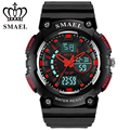 SMAEL Outdoor Sports Watches Waterproof LED Watch S Shock Resisitant Mens Watches top brand luxury Male Clock Relojes WS1539