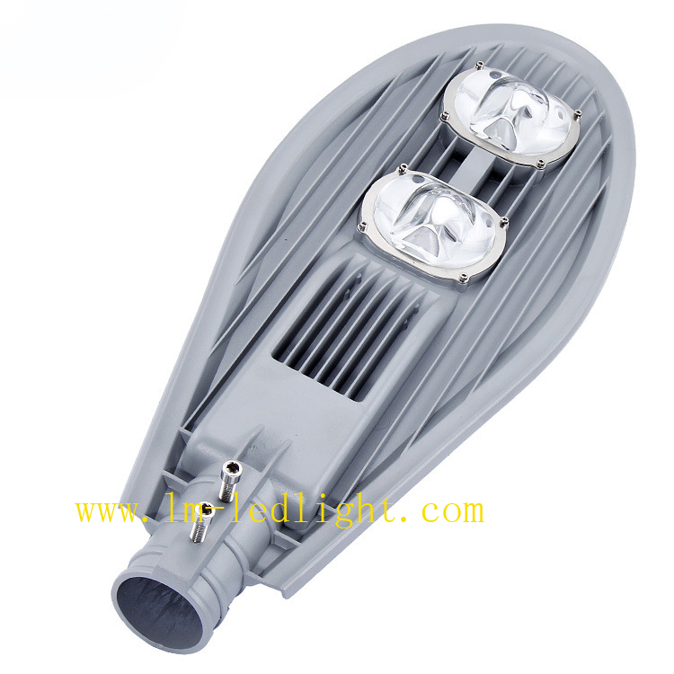 Free shipping AC85 265V 80W led street lights waterproof IP65 Bridgelux chip 130LM/W LED led street light road lamps