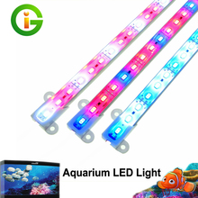 LED Aquarium Light DC12V IP68 Waterproof 5630 LED Grow Light for Aquarium Greenhouse Plant Growing.