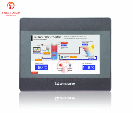 "Weinview 4.3""-10""inch Touch Pannel HMI 800*480 with Programing Cable/&Software"