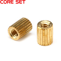 1250pcs M2 Double Female Head Nuts Brass PCB Standoffs Spacers Screw M212