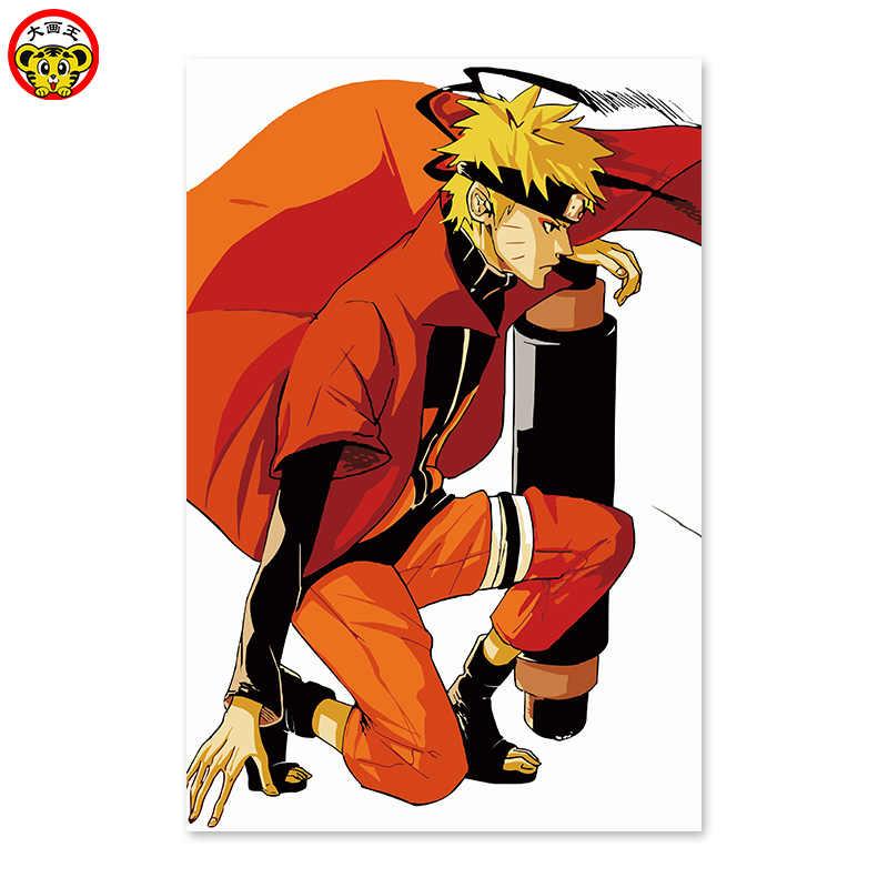Thứ cấp, Phổ Biến, TỰ LÀM Bức Tranh Kỹ Thuật Số, Phim Hoạt Hình, Truyện Tranh, Naruto Naruto