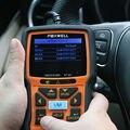Foxwell nt301 obd obdii lector de código del coche herramienta de análisis multi-sistema de escáner de diagnóstico para todos los vehículos obedientes obd2