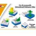 Kits de ciência DIY educacional Disco Voador/Fonte Salpicos/TurboAir/Incrível Bolha crianças populares brinquedos modelo de ciência e tecnologia